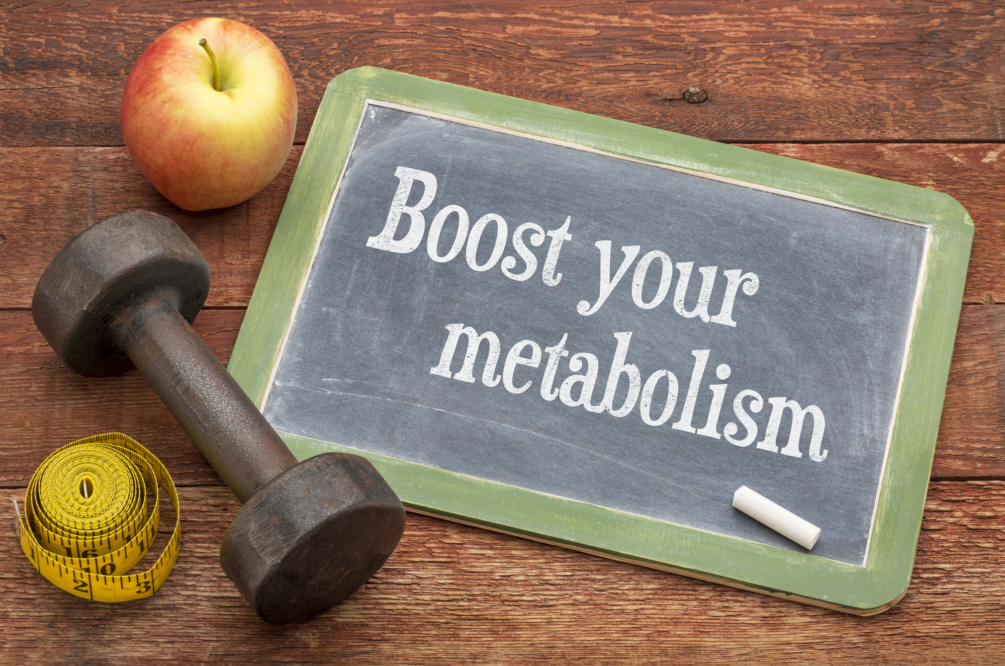 How to Hack Your Metabolism and Burn More Fat